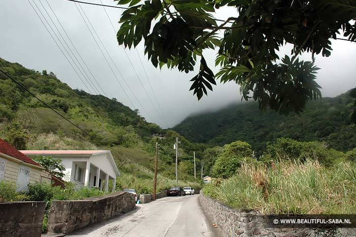 The Road Saba